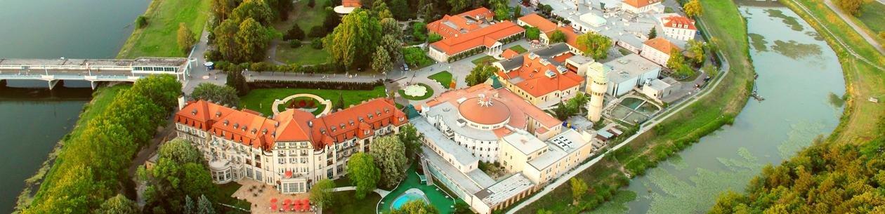 Hotely v Piešťanech